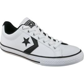 Branco Sapatos Converse Estrela Jogador Ev W C656147