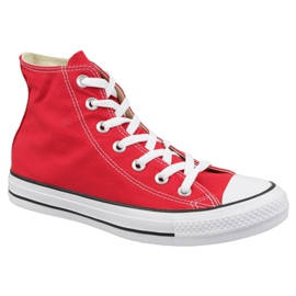 Vermelho Sapatos Converse Chuck Taylor All Star Oi M9621C