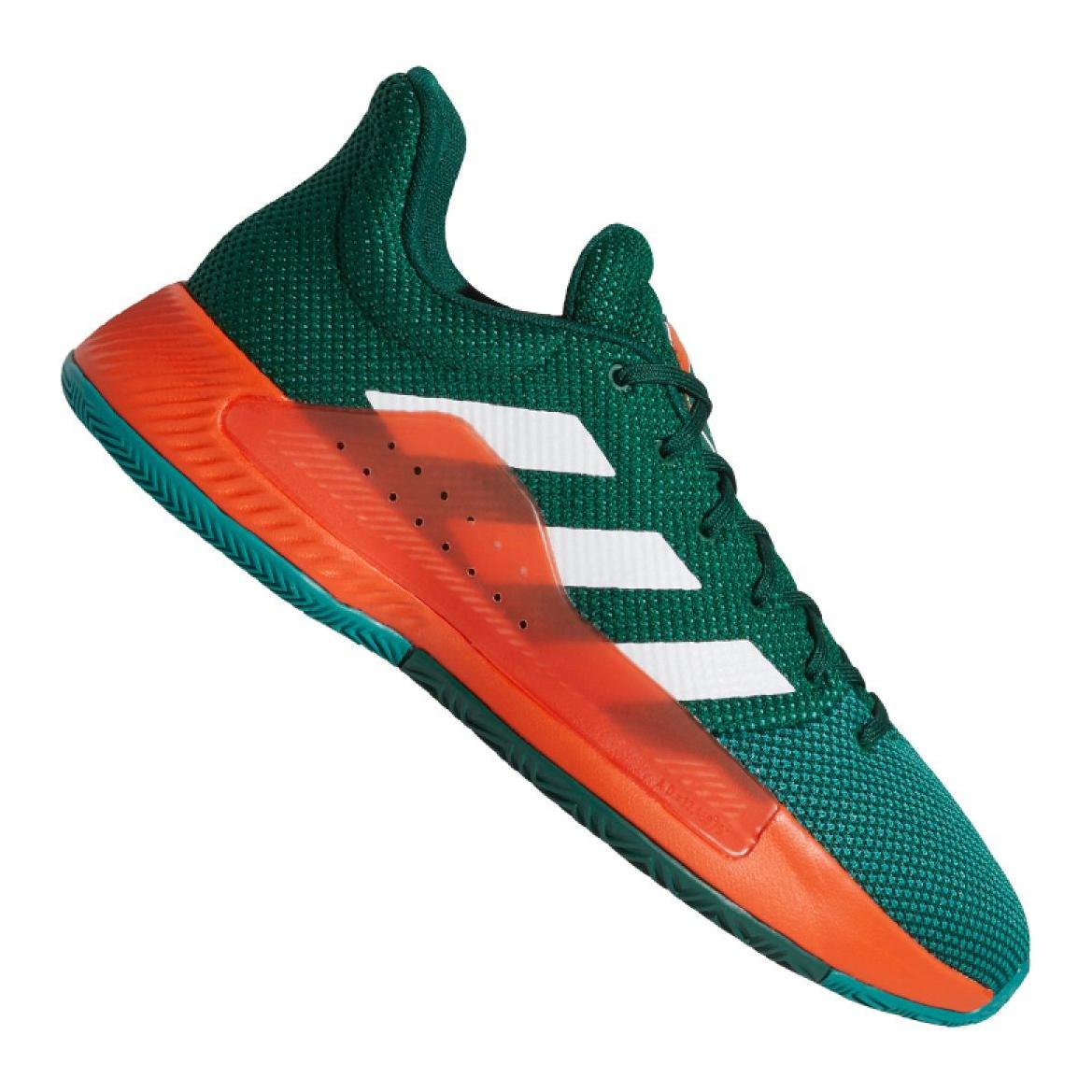 Sapatilhas de basquete adidas Pro Bounce Madness Low 2019 M BB9226 verde verde