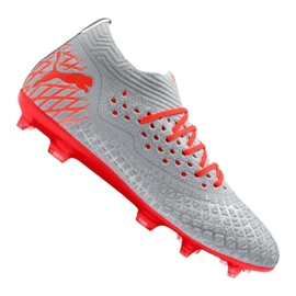 Botas de futebol Puma Future 4.2 Netfit Fg / Ag M 105611-01