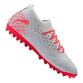 Chuteiras de futebol Puma Future 4.2 Netfit Mg M 105681-01