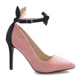-de-rosa Pinos de coelho rosa Dixon
