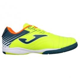 Sapatos de interior Joma Toledo 911 em Jr. TOLJW.911.IN amarelo amarelo