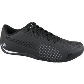 Sapatos Puma Bmw Senhora Drift Cat 5 Ultra M 305882-03 preto