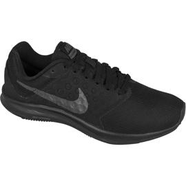 Preto Tênis de corrida Nike Downshifter 7 W 852466-004