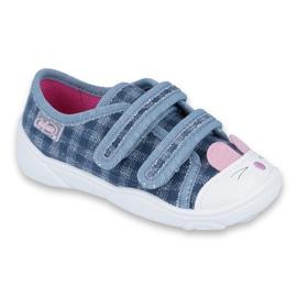Azul Sapatos infantis Befado 907P107