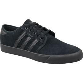 Sapatos Adidas Seeley M F34204 preto