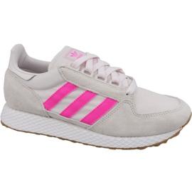 Sapatos Adidas Forest Grove W EE5847 branco