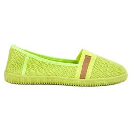 SHELOVET amarelo Neon Slipony