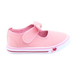 American Club Sapatilhas de tênis arco TEN42 -de-rosa