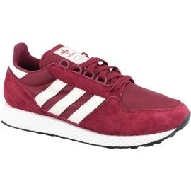 Vermelho Calçados Adidas Forest Grove M CG5674