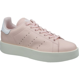 Marrom Sapatos Adidas Stan Smith Bold M BY2970