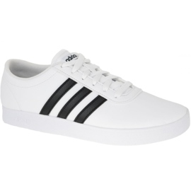 Branco Sapatos Adidas Easy Vulc 2.0 M B43666