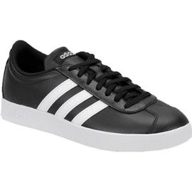 Preto Sapatos adidas Vl Court 2.0 M B43814