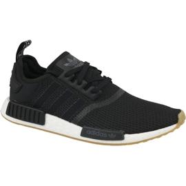 Preto Sapatos Adidas Originals NMD_R1 M B42200