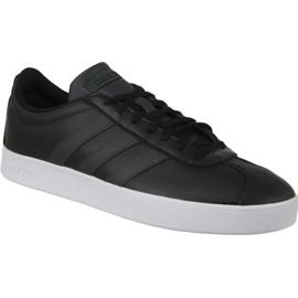 Preto Sapatos adidas Vl Court 2.0 M B43816