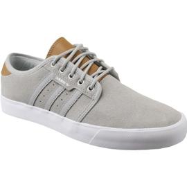 Cinza Sapatos Adidas Seeley M B27786