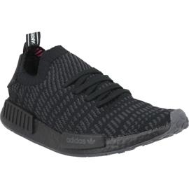 Preto Calçados Adidas NMD_R1 Stlt Pk M CQ2391