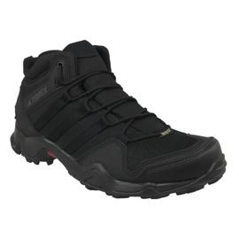 Preto Calçados Adidas Terrex AX2R Mid Gtx M CM7697