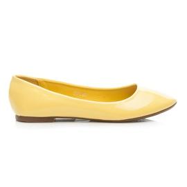 Seastar amarelo Bailarina lacada