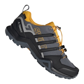 Cinza Sapatos Adidas Terrex Swift R2 Gtx M G26555