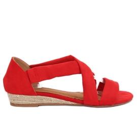 Sandálias Alpargatas Vermelho 9R72 Vermelho