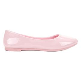 -de-rosa Bailarinas lacadas VICES