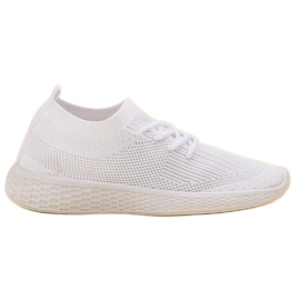 SHELOVET branco Sapatilhas Esportivas