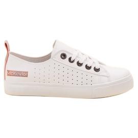 Sapatos brancos MCKEYLOR