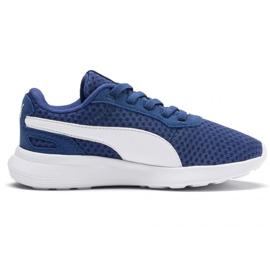Sapatos Puma St Ativar Ac Ps Jr 369070 08 azul