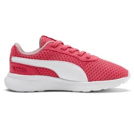Vermelho Sapatos Puma St Ativar Ac Ps Jr 369070 09 coral