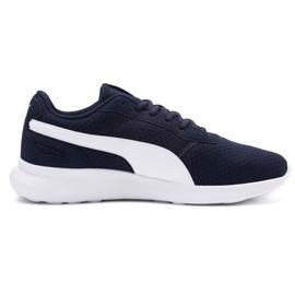 Sapatos Puma St Activate M 369122 03 azul marinho marinha
