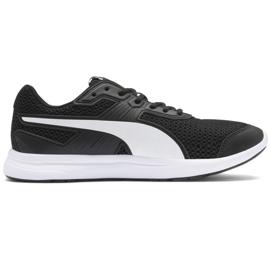 Sapatos Puma Escaper Core M 369985 01 preto e branco