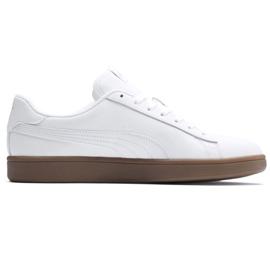 Sapatos Puma Smash v2 LM 365215 13 branco
