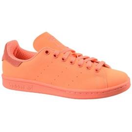 Sapatos Adidas Stan Smith Adicolor Em S80251 laranja
