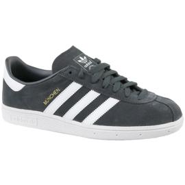 Sapatos Adidas Munchen M CQ2322 preto