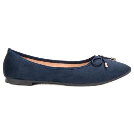 Clowse azul Bailarina Em Spitz