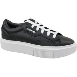 Sapatos Adidas Sleek Super W EE4519 preto