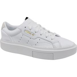 Sapatos Adidas Sleek Super W EF8858 branco