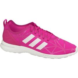 Adidas Zx Fluxo Adv Suave W Sapatos S79502 -de-rosa