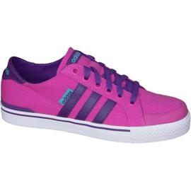-de-rosa Sapatos Adidas Clementes K Jr F99281