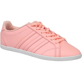 Sapatos Adidas Vs Coneo Qt em B74554 -de-rosa