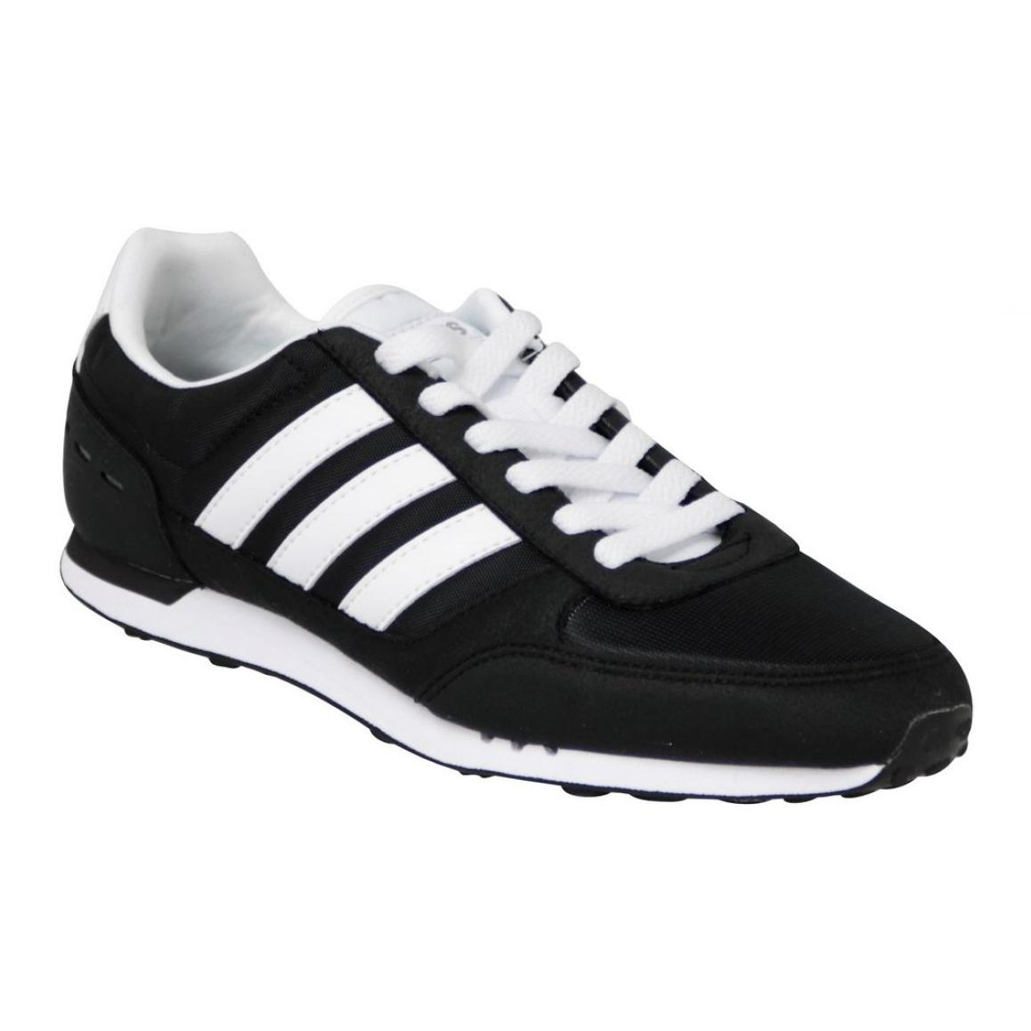 Sapatos adidas Neo City Racer M F99329 preto