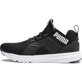 Sapatos Puma Enzo Sport M 192593 01 preto e branco