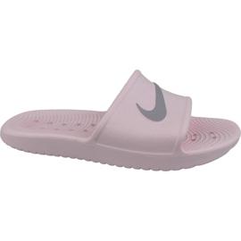 Nike Café Chinelos 832655-601 -de-rosa