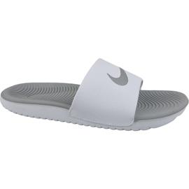 Chinelos Nike Kawa Slide 834588-100 branco