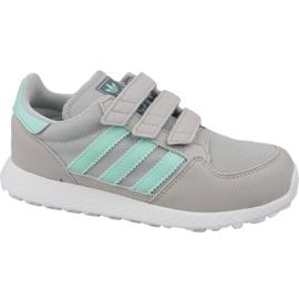 Cinza Sapatos Adidas Originals Forest Grove Cf Jr CG6709
