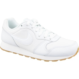 Nike Md corredor 2 Flrl Gs W BV0757-100 branco