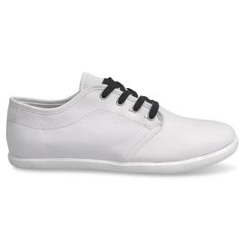 Preto Tênis masculinos 5307 Branco