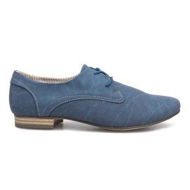 Azul Sapatos Azuis Simone Jazzówki